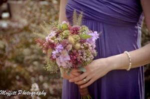 Bride's Bouquet Floral Affair CT